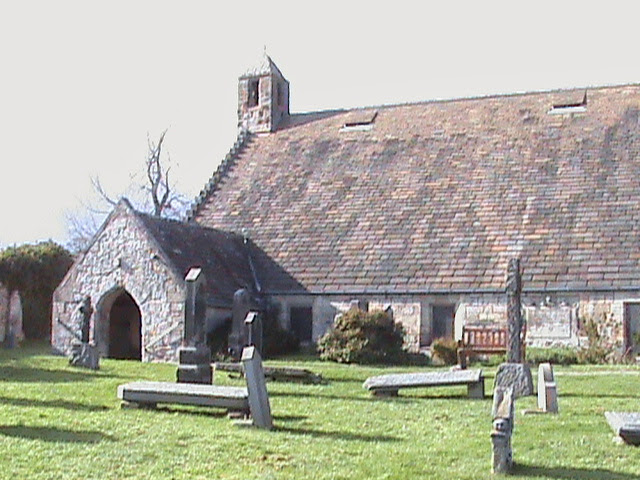 St Fillan's from the SE