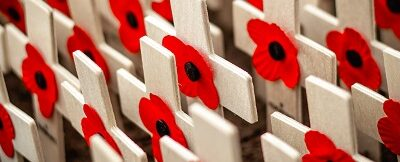 Remembrance Sunday 8th October 2020