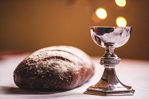 Communion on Sunday 17th October